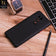 OnePlus 8 Pro Cover - Black - Semi-Transparent Ultra Thin Color Button Soft Shell Case