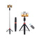 SelfieCom Selfie Stick Intergrated Tripod Y9 - Black