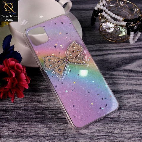 Realme C11 - Multi - New Trendy Rhinestone Butterfly Brouge Soft Case