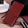Samsung Galaxy Note 8 - Brown - Shockproof Leather Magnetic Kickstand Wallet Flipbook With Card Holder Slots Case