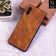 Samsung Galaxy A02 - Brown - Newest Vintage Flower Look Soft Case