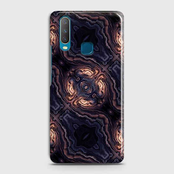 Vivo Y15 Cover - Source of Creativity Trendy Printed Hard Case with Life Time Colors Guarantee