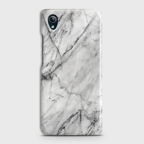 Trendy White Marble Case For?vivo Y91C