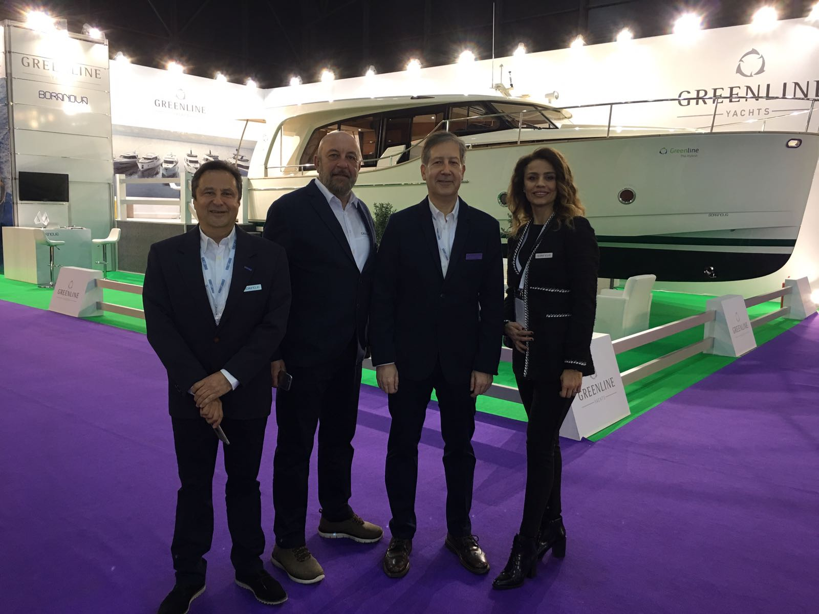 Viaport  bostshow 2018  Greenline