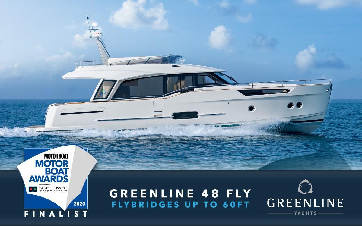 Greenline 48 FLY 2020 Boat of The Year adayı