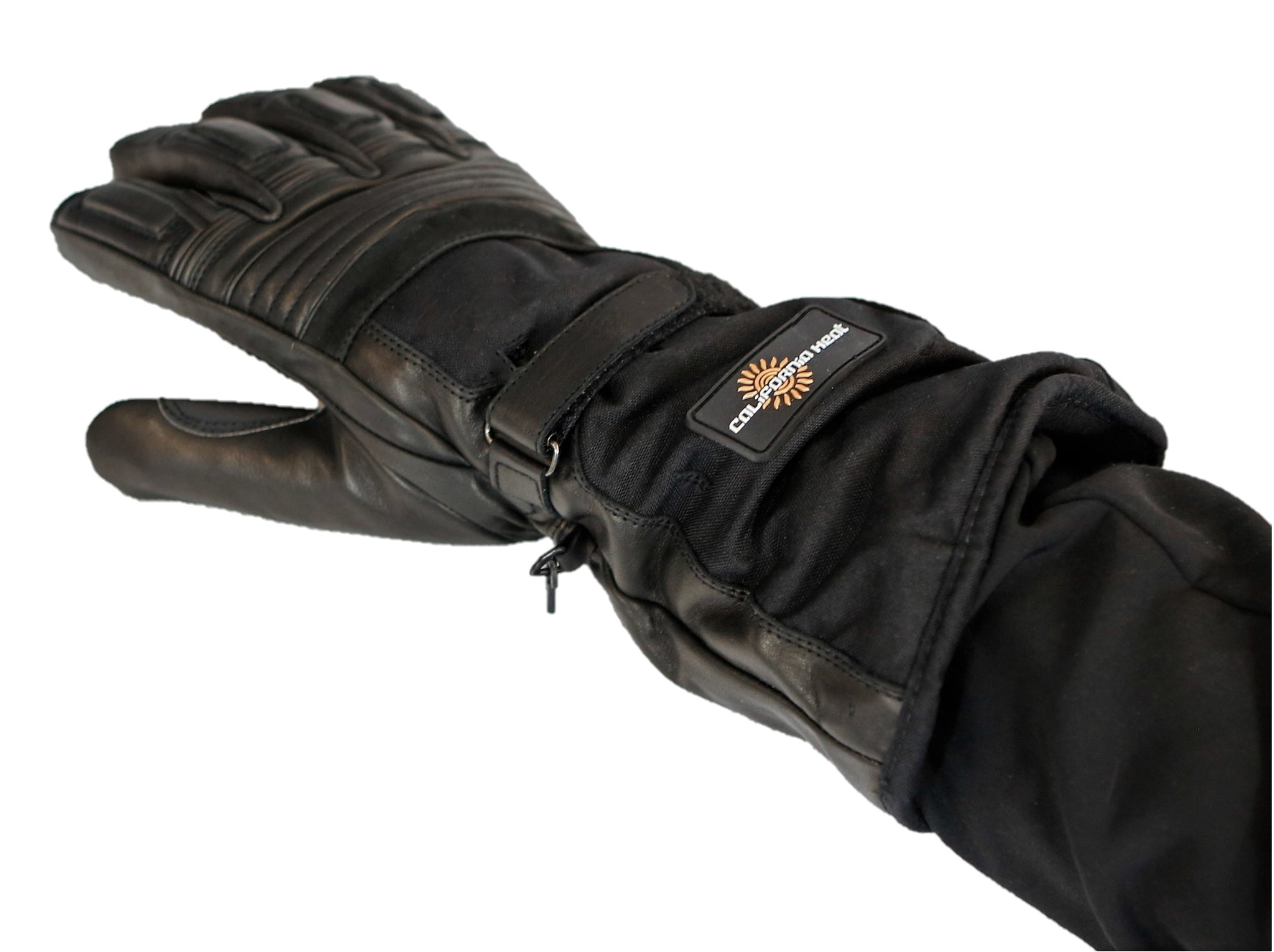 Heated Gauntlet Gloves