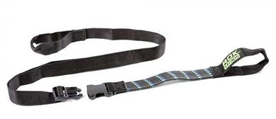 "ROK Straps 42"" Motorcycle Adjustable Stretch Strap"