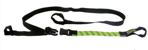 "ROK Straps 60"" Motorcycle Adjustable Stretch Strap"