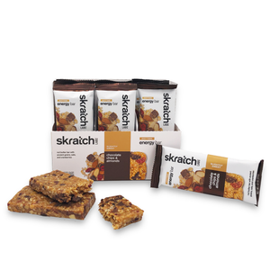 Skratch Labs Chocolate Chip & Almond Energy Bar