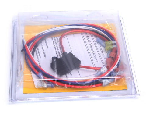 Denali Do-It-Yourself Wiring Kit For Denali SoundBomb Compact Dual-Tone Air Horn