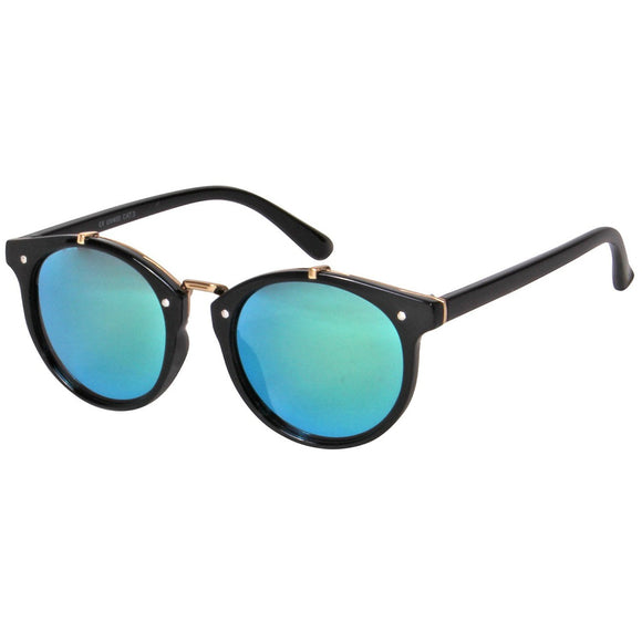 Mechaly Round Style Sunglasses-AllEthical.com - The Vegan Shop