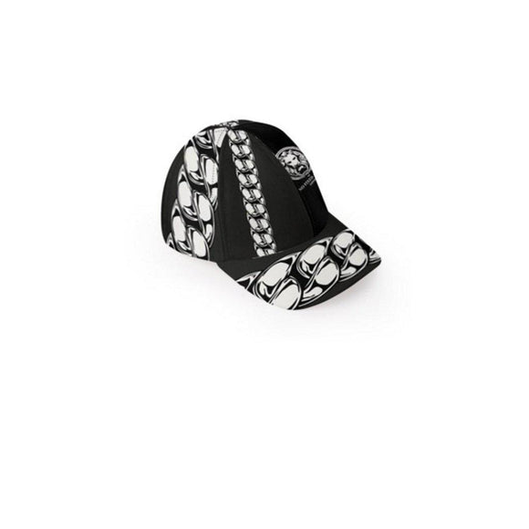 Lion Chain Luxury Baseball Cap-AllEthical.com - The Vegan Shop