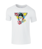 "T-Shirt Enfant ""Born to Be Rebel"""