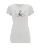 "T-Shirt Stretch Femme ""Angel Conspiracy Day 9/11"""