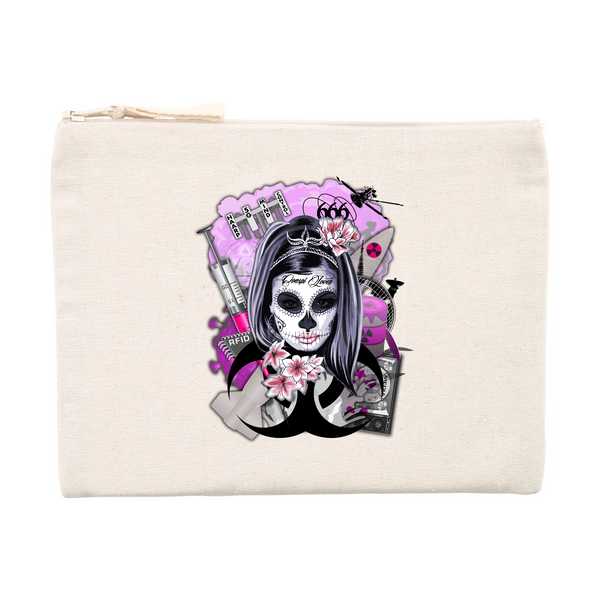 Pochette Girly Dark reality