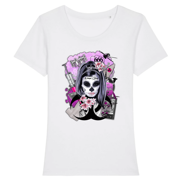 T-Shirt Girly Dark Reality