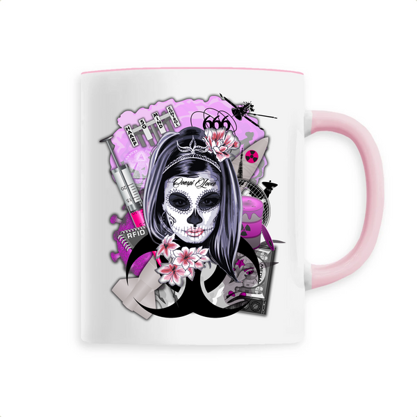 Mug Céramique Girly Dark Reality