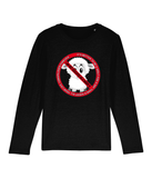 "T-Shirt Manche Longue Enfant ""Not A Sheep"""