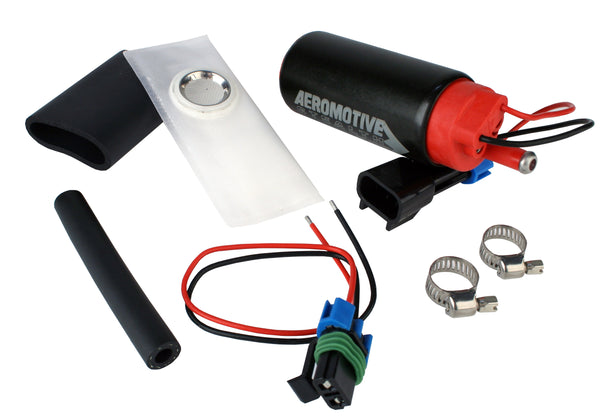 Aeromotive 11540 340LPH Fuel Pump Center Inlet