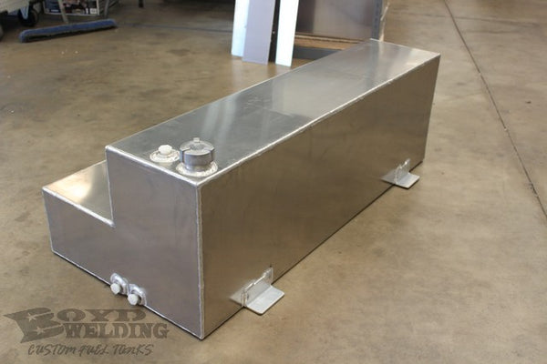 50 Gallon 48x22x16 Step Tank For Roll up Covers