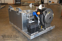 185 Gallon Mobile Diesel Fueling Skid