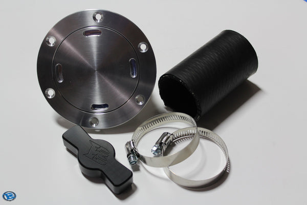 Boyd CNC Machined Universal Flush Mount Bed Floor Fill Kit