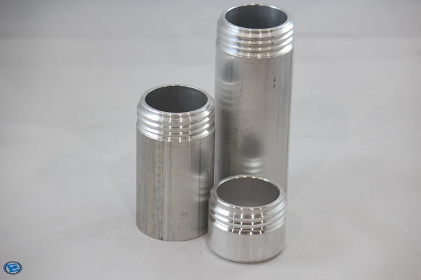 Aluminum 225 Series 5TPI Buttress Threaded Neck