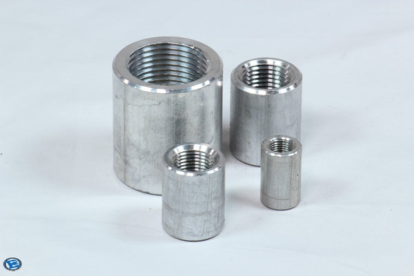 Aluminum NPT Full Coupling