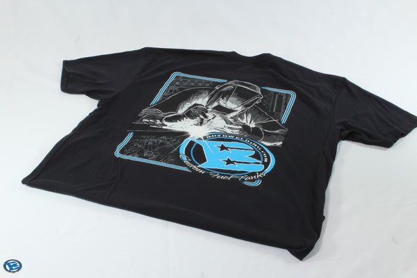 Boyd TIG Welder T Shirt Black
