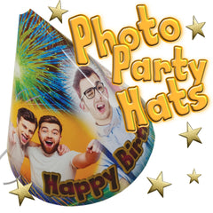 Party Face Hats