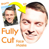 Fully Cut Masks