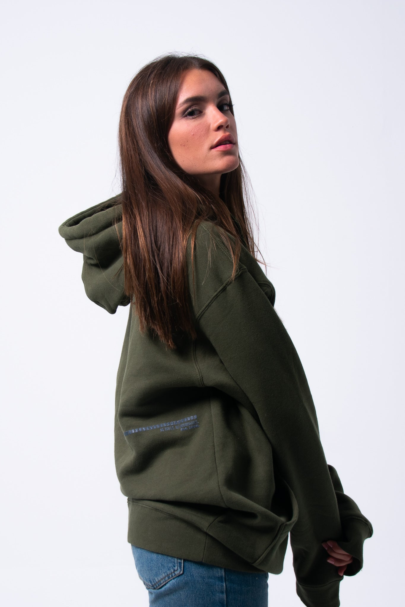Classic Pullover - Army