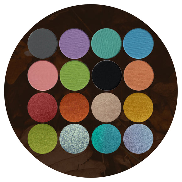 Complete Single Eyeshadow Bundle