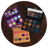 Complete Eyeshadow Palette Bundle