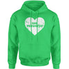Heart Nevertheless, She Persisted  Adult Hoodie Sweatshirt