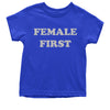 Female First Youth T-shirt