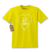 I'm Not Sorry Heart Kids T-shirt