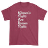 Women's Rights Are Human Rights Mens T-shirt