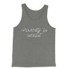 Poverty Is Sexist Jersey Tank Top for Men
