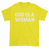 God Is A Woman Mens T-shirt