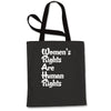 Women's Rights Are Human Rights Shopping Tote Bag
