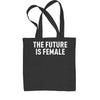 The Future Is Female Feminism  Shopping Tote Bag