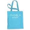 Poverty Is Sexist Shopping Tote Bag