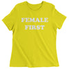 Female First Womens T-shirt