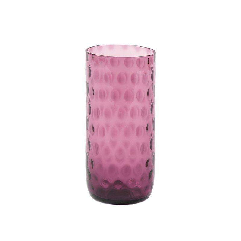 Kodanska Longdrink Glas Dark Purple  - 400ml - noord®