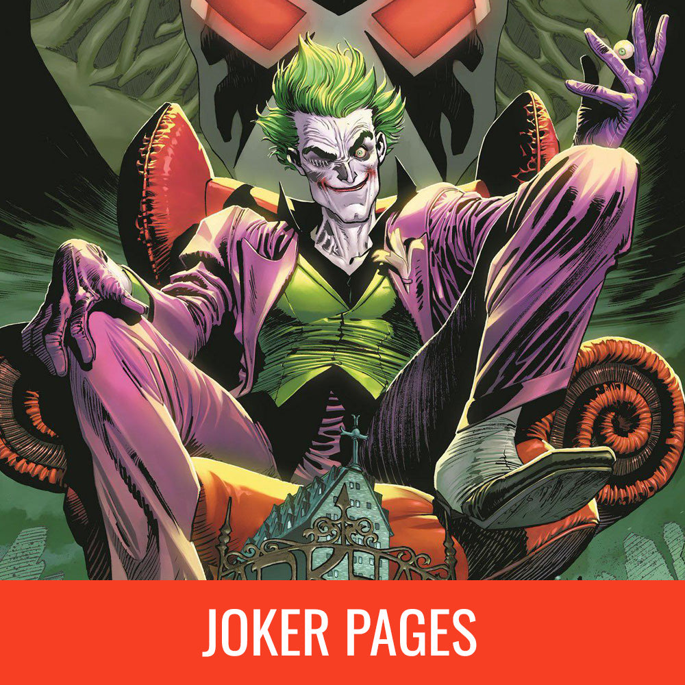 Guillem March Joker Pages