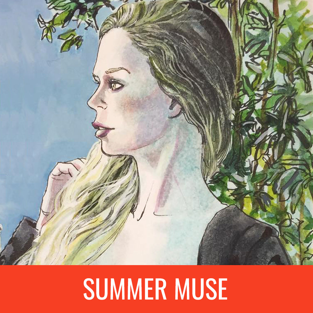 Guillem March Summer Muse