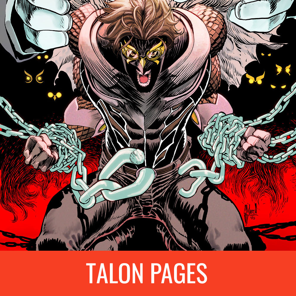 Guillem March Talon Pages