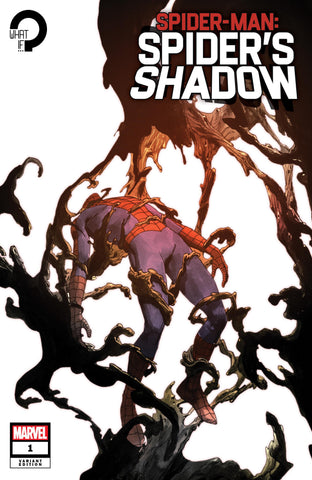 Spider-Man: Spider's Shadow #1 Trade Dress BCC Exclusive Cover by Gerald Parel