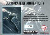 CGC SIGNATURE SERIES Silver Surfer Black #1 700 Limited Virgin Cover Gabriele Dell'Otto